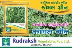 Hybrid Okra (Bhindi) Seeds