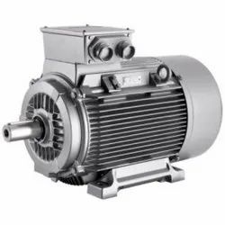 Three Phase Up to 3 Hp Siemens Induction Motor, IP Rating: IP65, Voltage: Up To 415 V