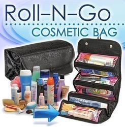 Roll N Go-Cosmetic Bag