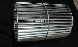 Aluminium Double Inlet Blower