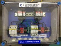25-30 KW Solar DC Distribution Box