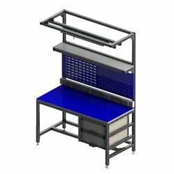 Aluminum Durable ESD Workstation
