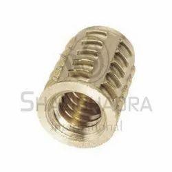 DBI-023 Brass Sharp-Sert Insert