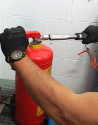 Fire Fighting Equipment Maintenance