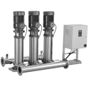 Hydropneumatic Pressure Boosting System