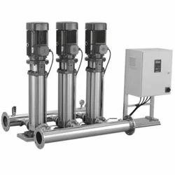 Hydropneumatic Pressure Boosting System