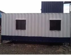 Galvanized Container Cabin