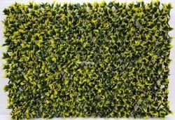 Colored Artificial Grass Wall