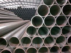 Mild Steel Round Pipe, Size: 1'' TO 20'', for Industrial
