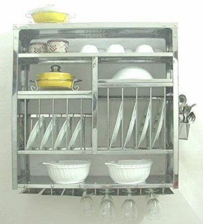 Stainless Steel Kitchen Stand Kitchen Rack Dish Rack