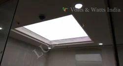Backlit Stretch Ceiling Membrane
