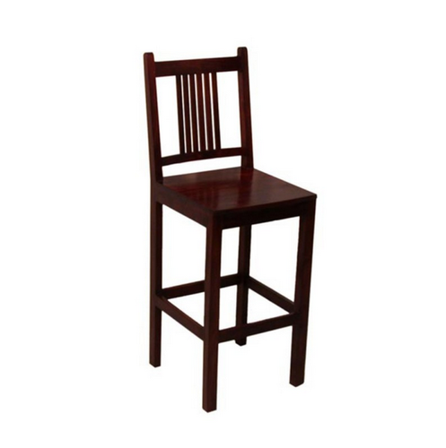 Brown Wooden Bar Chair / High Rise Chair  sc 1 st  IndiaMART & Brown Wooden Bar Chair / High Rise Chair Rs 11777 /piece Rightwood ...