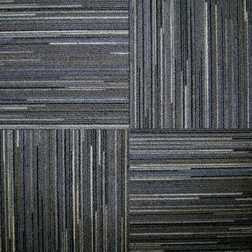 Grey Carpet Tile Size Medium