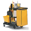 Janitorial Cart Trolley