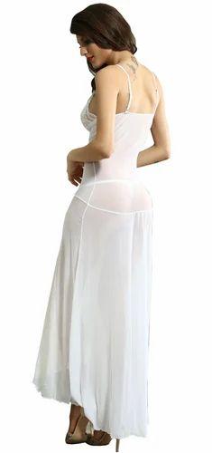 2de49160b02 White Color Women Baby Doll Dress