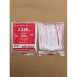 Lockwell Cable Tie 100 x 2.5 White