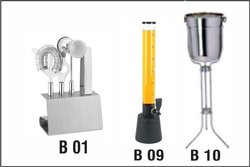Bar Tool Set Wine Chiller Stand Beer Tower