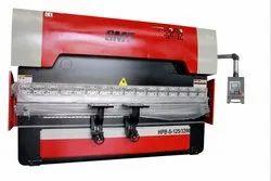 HPB-S Series NC 2 Axis Servo Controlled Hydraulic Press Brake Model HPB-S-63X500