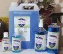 Liquid Base Sanitizer 200 ml