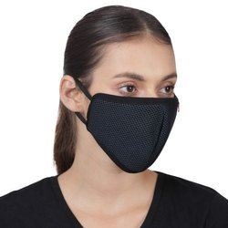 Black Wildcraft Hypa Shield W95 Dust Protection Mask