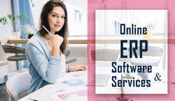 Online ERP Software Services, Web Applications