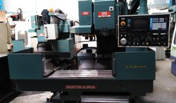 Used & Old Machine - Matsuura Mc -760v Vertical Machine Center Available In Stock