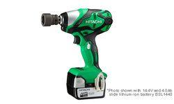 Cordless Impact Wrench 14.4V WR14DSDL