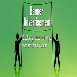 Banner Advertising Service