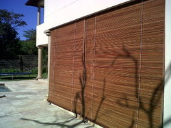 Waterproof Bamboo Blinds