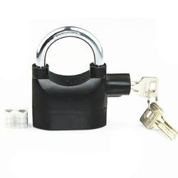 Universal Security Alarm Lock System Anti-Theft Padlock