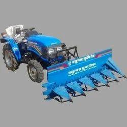 Mini Tractor Reaper