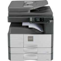 Windows 8 Multi-Function SHARP DIGITAL PHOTOCOPIER MACHINE, Supported Paper Size: A3