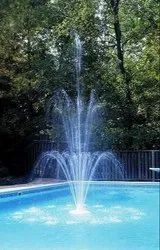 3 Stage Water Jet Fountain