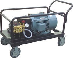 Midchem Electric Motor Driven Water Jet Cleaning Equipment