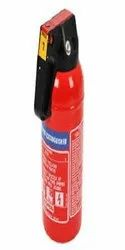 ISI A B C Dry Powder Type MODULAR TYPE CAR FIRE EXTINGUISHER, Capacity: 2Kg