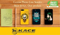 Hard Plastic White Mobile Cover Printed Back Cover, For Sublimation, Size: 5 Inch