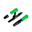 SC APC Fast Fiber Connector