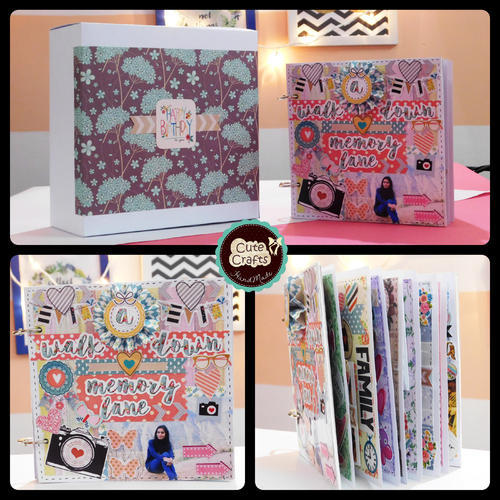 birthday scrapbook for your best friend scrapbooks cute crafts