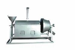 600 Kg Rajgira Roaster Machine