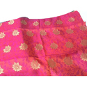 Printed Pink Fancy Fabric, Use: Suit And Dupatta