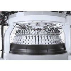 Double Jersey Electronic Jacquard Knitting Machine