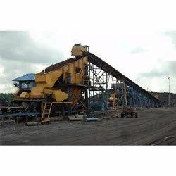 Coal Crushing Handling Plant