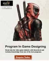 Program In Game Designing Course
