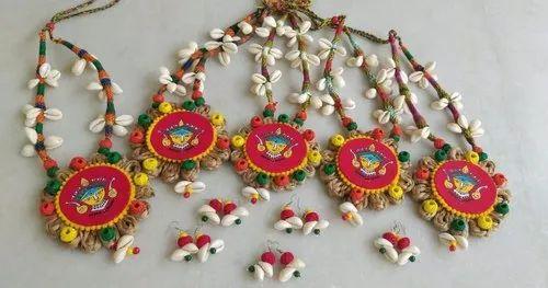 Jute Jewellery & Fabric Jewellery from Kolkata
