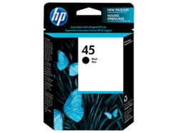 HP 45 Ink Cartridge original New