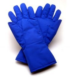 ISO Rubber Cryo Gloves, Size: Large