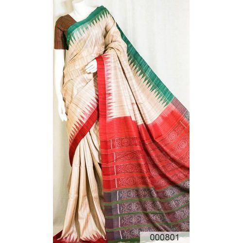 d47566d2d5 Tussar Silk Casual Plain Saree, 6.5 M, Rs 4000 /piece, Santosh ...