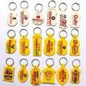 Promotional Plastic Keychain