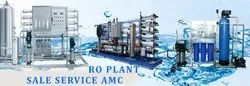 Commercial Water Treatment Plant Service/Maintenance/AMC for All Brand