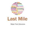 Retail Point Solution Service
